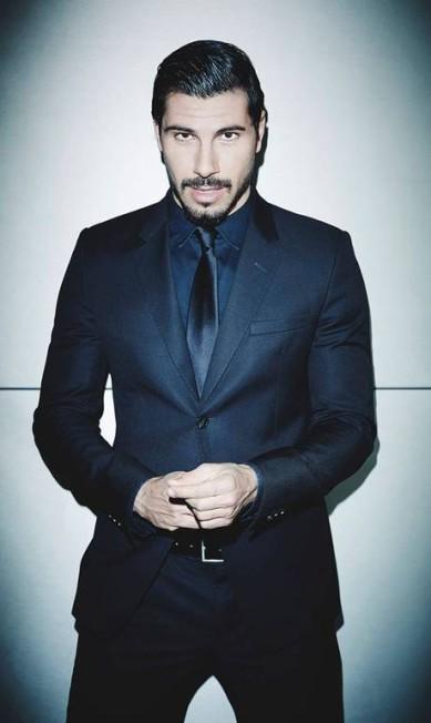 Além de modelo, Uriel Del Toro também é ator e tem uma banda, a Timothy Brownie StefanoRaphael / Reprodução/ Facebook