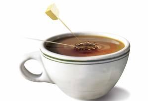 Café com manteiga de 450 calorias promove perda de peso e clareza mental Foto: VIKTOR KOEN/NYT