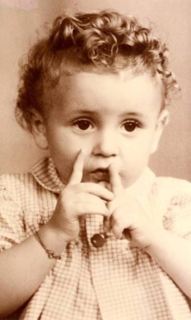 O pequeno Laurent Terceiro / Arquivo Pessoal