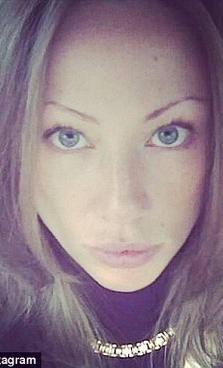 No Instagram também há imagens da ex-modelo Glikeriya Shirokova Foto: © Instagram