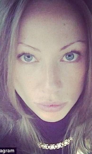 No Instagram também há imagens da ex-modelo Glikeriya Shirokova © Instagram