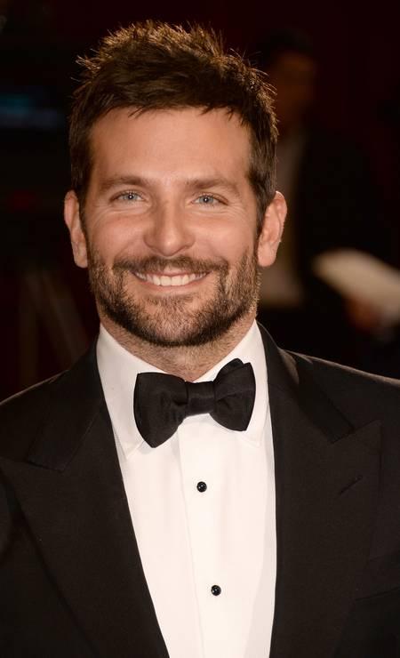 O ator Bradley Cooper é mais um nome do ranking Frazer Harrison / AFP