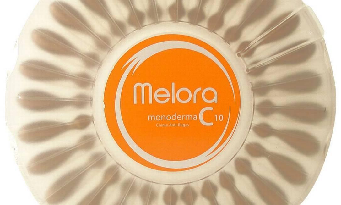 Kit com 28 monodoses de Vitamina C, da Melora (R$ 176) Foto: Divulgação / Divulgação