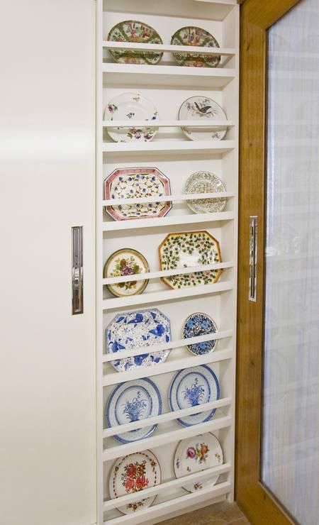 Confira, a seguir, uma seleção incrível de pratos. Na foto, projeto de Mariana Vaz Foto: Divulgação