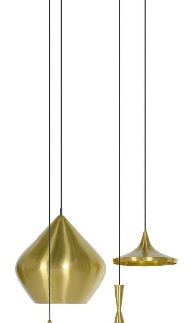 Luminárias pendentes Reprodução