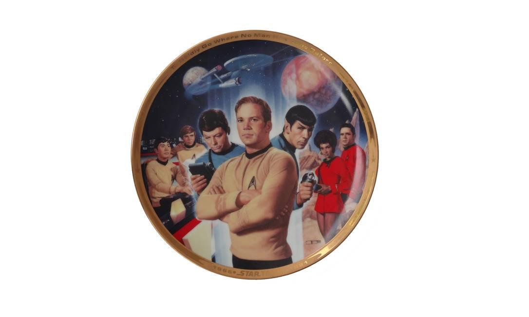 Star Trek: Portal do Tempo, R$ 380 Divulgação