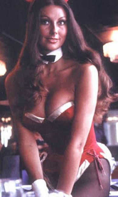 Marilyn Cole em foto de 1972 Reprodução