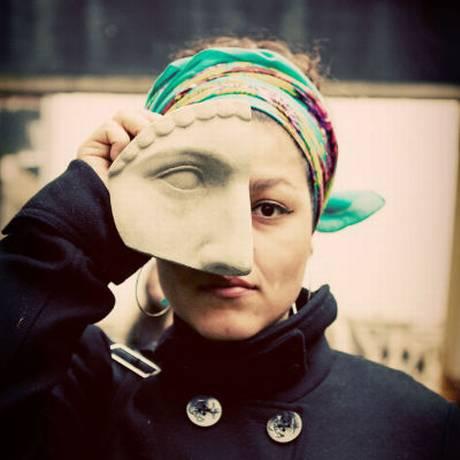 Ana Cunha em Londres Foto: Divulgação / Arquivo pessoal