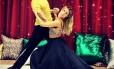 Giovanna: uma das musas da dança