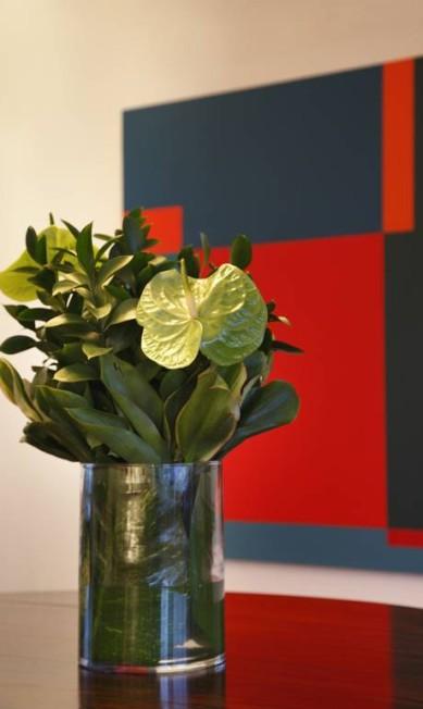 Close no arranjo de flores divulgação / MCA Studio