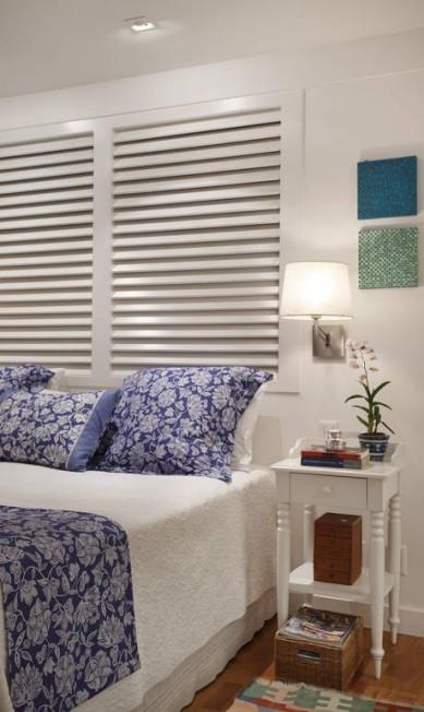 Detalhe do quarto do casal divulgação / MCA Studio