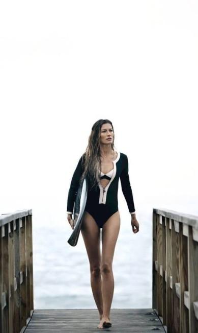 Mais uma campanha para o currículo de Gisele Bündchen. Além de ser a estrela das marcas Balenciaga, Emilio Pucci e Sonia Rykiel, a top gaúcha é a musa do perfume Nº5, da Chanel, substituindo Marilyn Monroe Divulgação