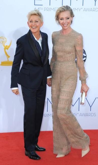 Atualmente Ellen DeGeneres é adepta da ioga e da dança Jordan Strauss / AP