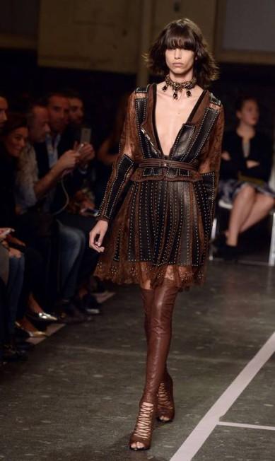 Givenchy primavera/verão 2015 BERTRAND GUAY / AFP