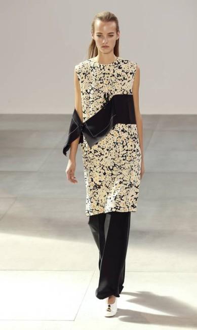 Celine primavera/verão 2015 FRANCOIS GUILLOT / AFP