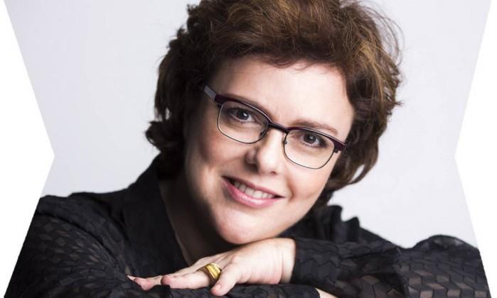 Ana Cristina Reis, editora da Revista O GLOBO Foto: Reprodução
