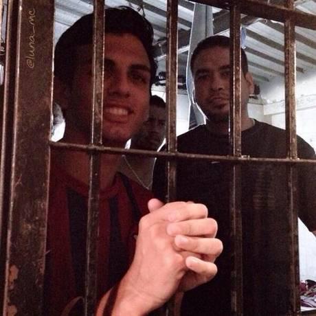 Repressão na Venezuela - Clider Martínez Foto: Reprodução / Reprodução