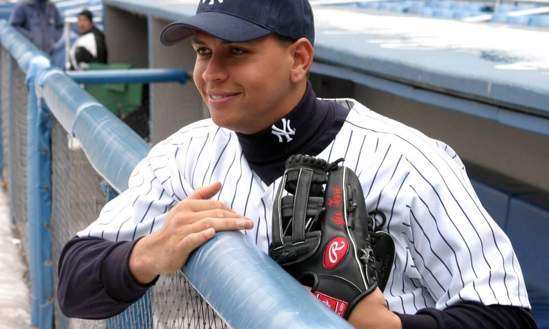 Eclética, Cameron já se relacionou também com Alex Rodríguez, jogador de beisebol REUTERS