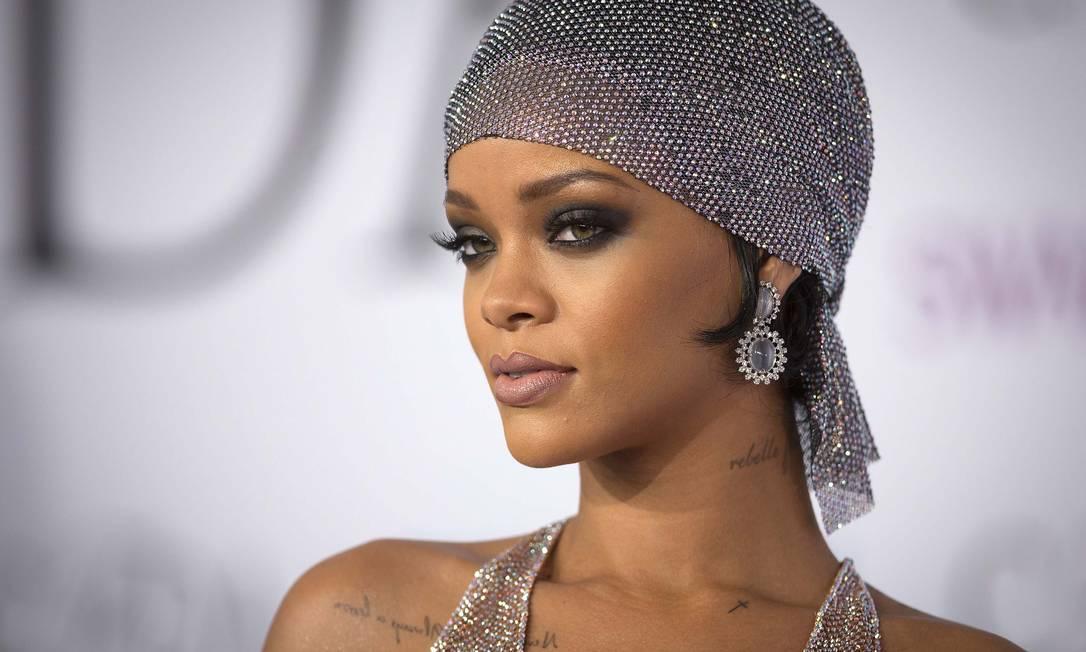 Rihanna: novo lar em NY? CARLO ALLEGRI / REUTERS