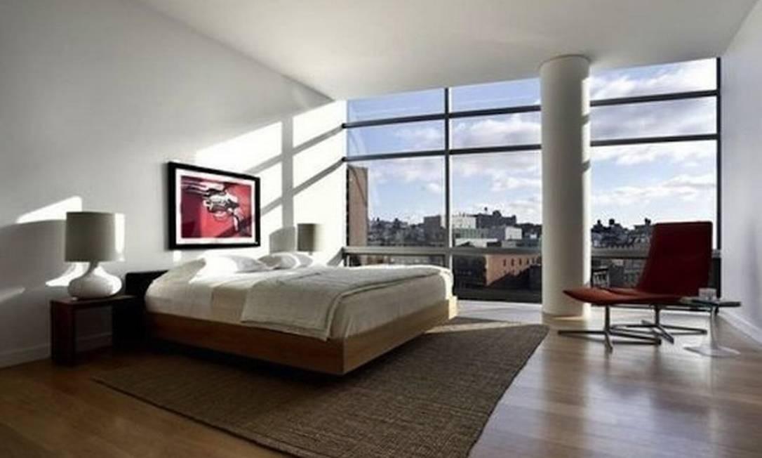 O apartamento tem quatro quartos Foto: Divulgação/ Urban Compass