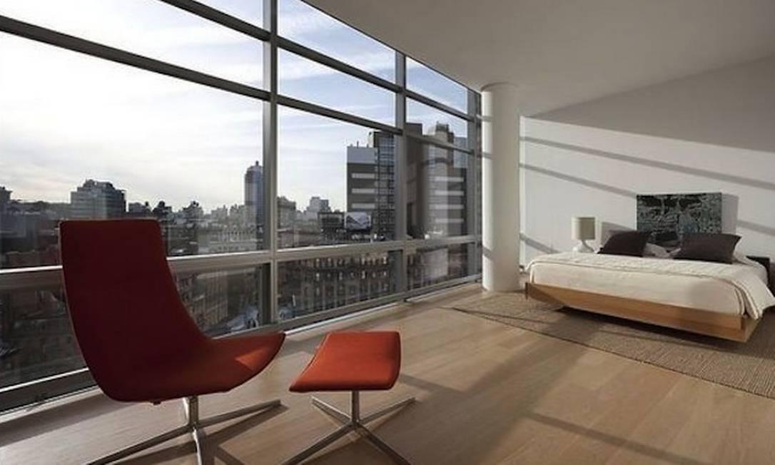 O apartamento fica no 10 º andar, do One York Foto: Divulgação/ Urban Compass