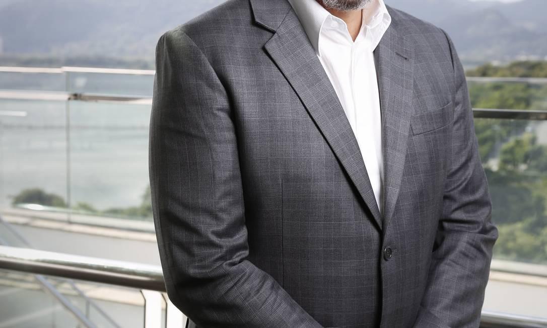 O ator Edson Celulari Foto: Simone Marinho / Agência O Globo