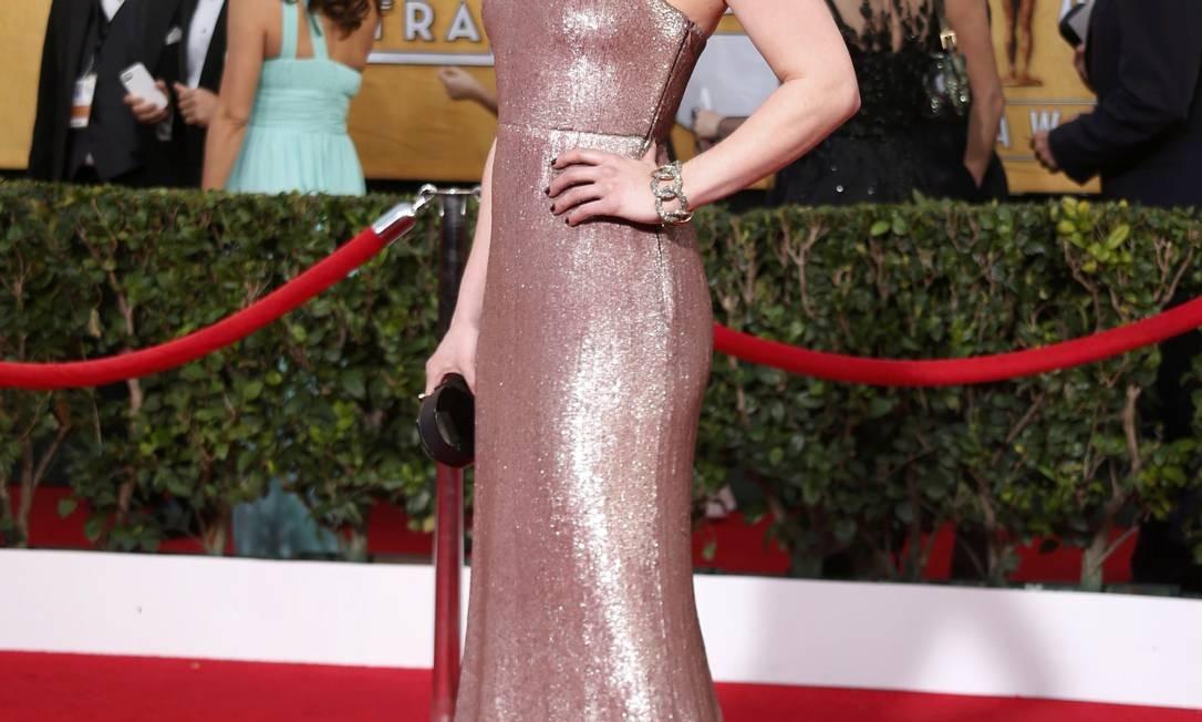 As tops elegeram os lábios de Emilia Clarke como os mais sensuais LUCY NICHOLSON / REUTERS