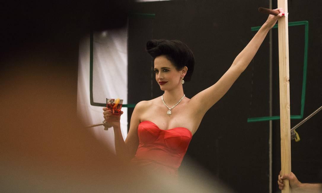 """Eva nasceu em Paris, na França, em 1980, e estreou nos cinemas em """"Os sonhadores"""", de Bernardo Bertolucci, em 2003 Divulgação / Francesco Pizzo"""