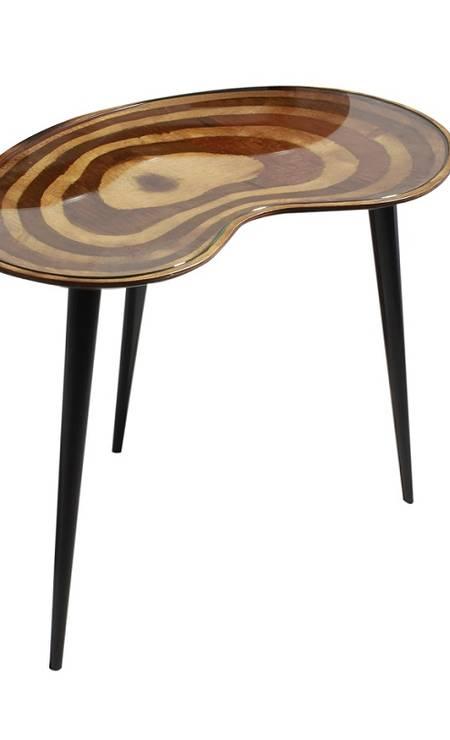 Mesa Fava, na Schnaider (schnaider.com.br) R$ 1.645 divulgação / Divulgação