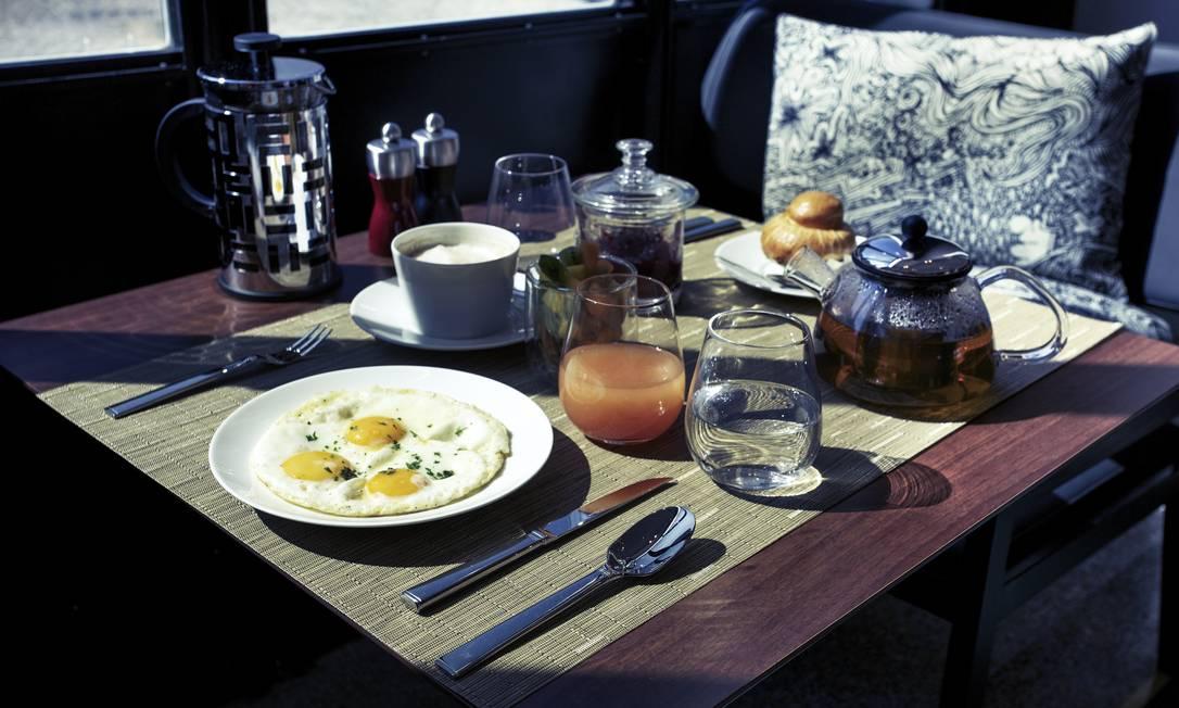 Café da manhã no restaurante 043024001420 / Divulgação