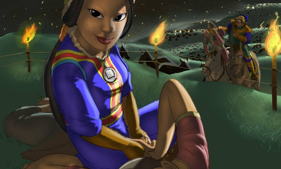 Khutulun: a princesa, trineta de Genghis Khan, lançou um desafio: casaria com o homem que a derrotasse em uma luta. Caso contrário, o perdedor deveria pagá-la com 100 cavalos. Assim, ela teria ficado com uma coleção de 10 mil cavalos (e nenhum marido) Rejected Princess