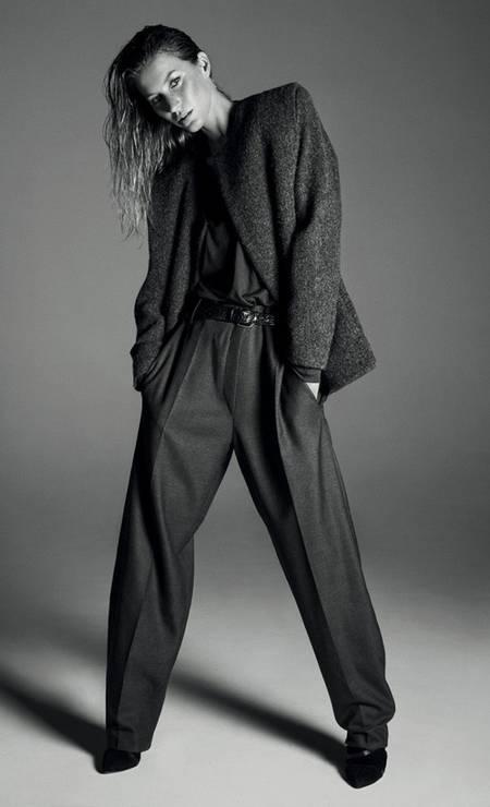 Na campanha de inverno 2014/2015 da estilista francesa Isabel Marant Divulgação