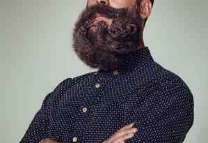 Teria a moda da barba passado dos limites? Foto: Divulgação