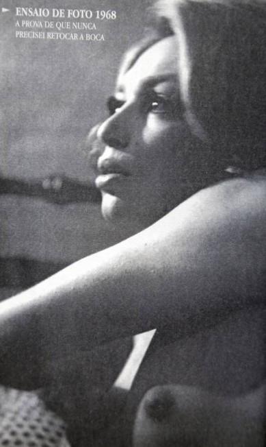 Foto de Ruddy em 1968 Agência O Globo