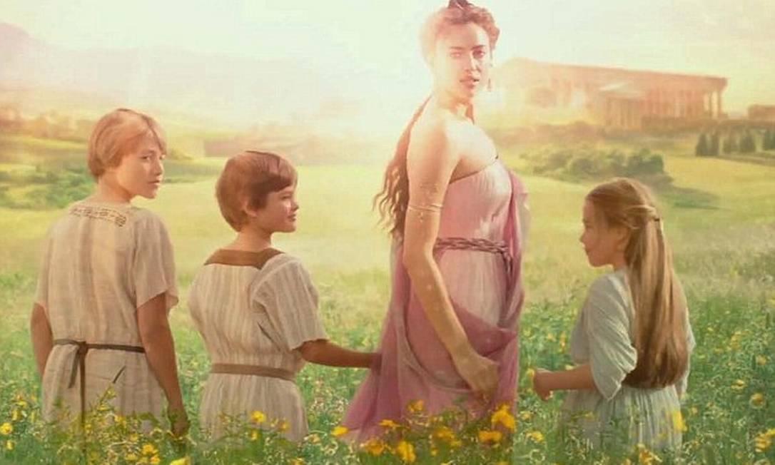 """Este é o primeiro filme da franquia """"Hércules"""", prevista para ter uma continuação Divulgação / Paramount Pictures"""