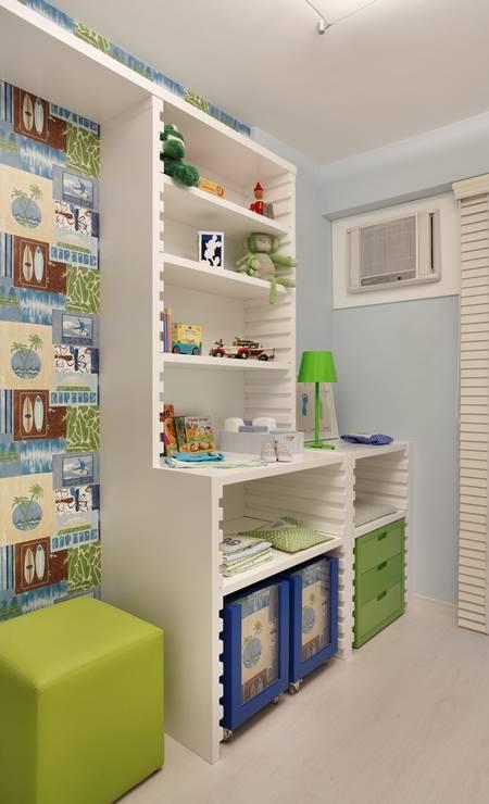 quarto do bebê Foto: Divulgação