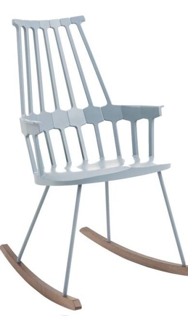 Cadeira Comback, de Patricia Urquiola, na Novo Ambiente (novoambiente.com.br), R$ 4.148 Divulgação