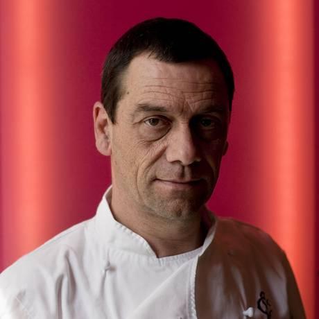 O chef Miguel Castro e Silva Foto: Nuno Oliveira / Publico / Nuno Oliveira / Público