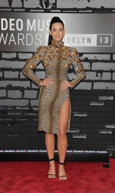 """A cantora Katy Perry, também de 29 anos, ficou com a medalha de bronze da lista da """"Maxim"""". Nada mal! Evan Agostini / Evan Agostini/Invision/AP"""