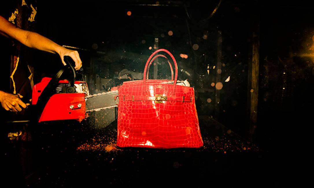 A bolsa é um dos ícones da badalada groife Hermès Tylershields.com