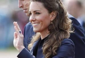O cobiçado anel da duquesa Foto: DARREN STAPLES / REUTERS