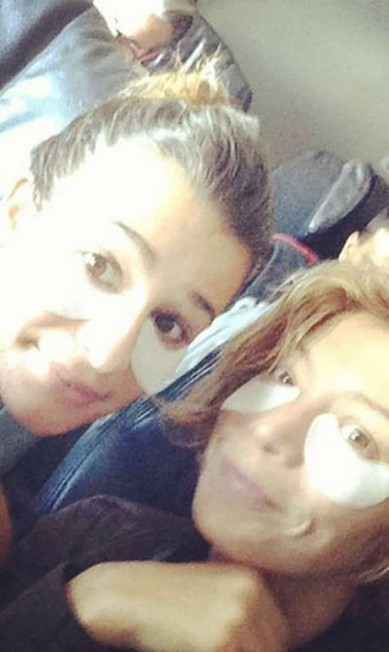 Para fechar a galeria, Lea Michele Reprodução/ Instagram