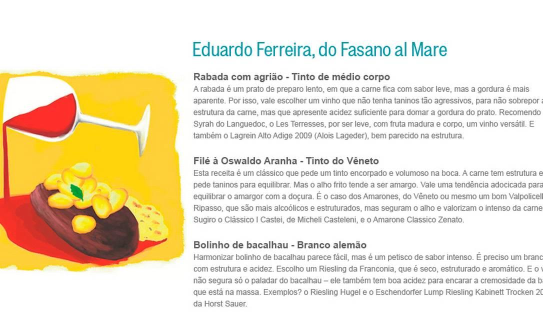 Eduardo Ferreira Ilustração de Nina Millen