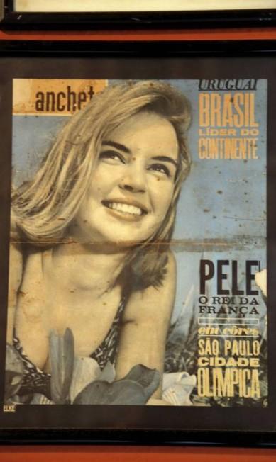 EL - EXCLUSIVO - Elke Maravilha completa 69 anos - Rio de Janeiro (R.J) - 25/03/2014 - - Foto Camilla Maia / Ag OGlobo Camilla Maia / Agência O Globo
