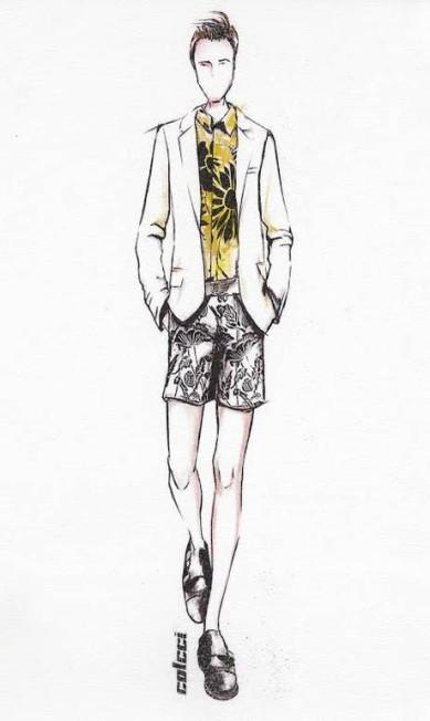 A marca trará os tops Gisele Bündchen e Sean O'Pry. A coleção feminina é assinada pela estilista Adriana Zucco, e a masculina por Jeziel Moraes Divulgação