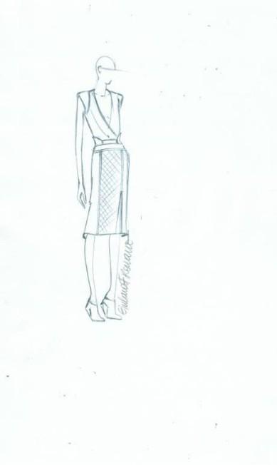 Estreante na São Paulo Fashion Week, Giuliana Romano se inspirou na litorânea Paraty, cuja influência pode ser vista no trabalho manual para a seda lavada e o georgete. Os recortes e transparências continuam pontuais nas peças Divulgação