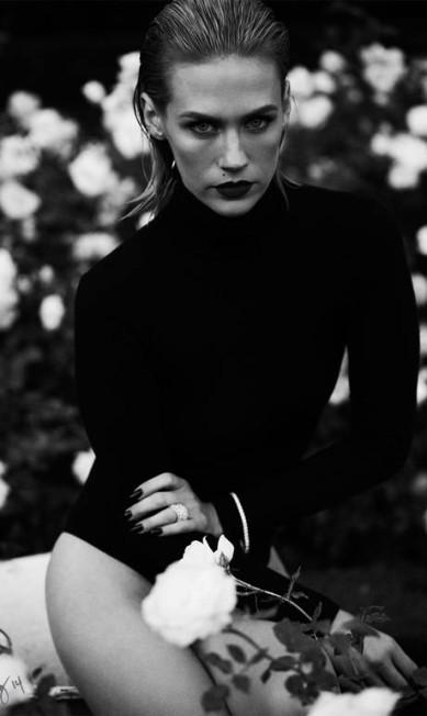 A atriz tem 36 anos de idade e mostra que está em ótima forma no ensaio Divulgação / Violet Grey