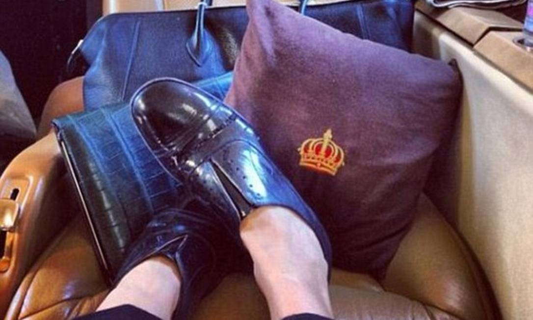 Scott sempre se recusou ajuda financeira de Jagger © instagram