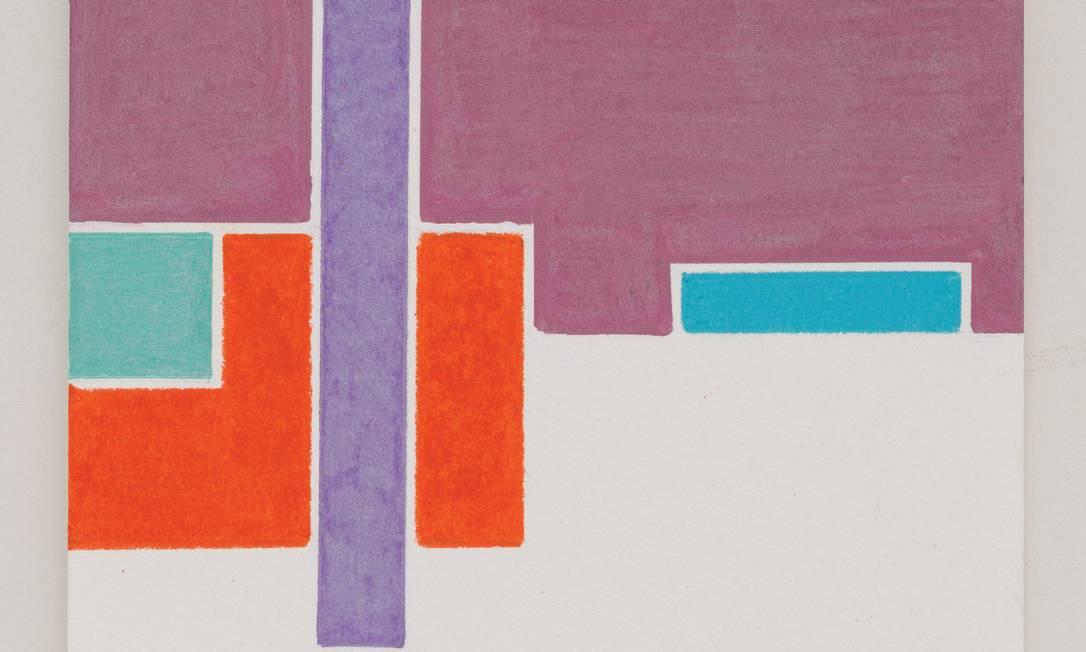 Serão mais de 40 desenhos na exposição na Mul.ti.plo Espaço Arte, no Leblon Terceiro / Divulgação