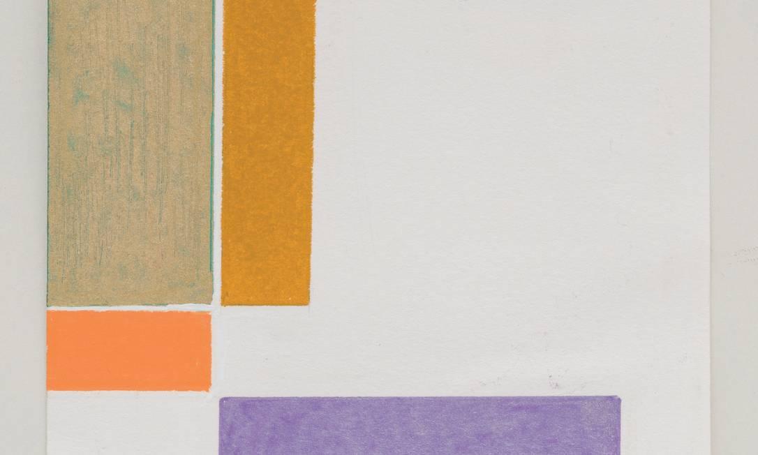 Há três anos pintando, a esposa de Nuno Ramos e irmã de Arnaldo Antunes, fará a sua primeira exposição Terceiro / Divulgação